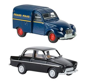 Nederlandse voertuigen van Brekina