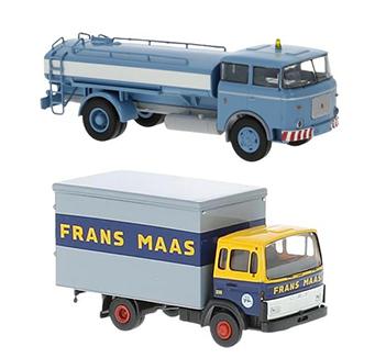 Brekina vrachtwagens, voor groot vervoer!