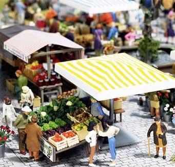 Busch op de markt
