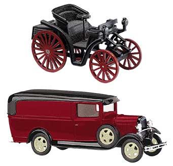 Busch oldtimer modelauto kopen?
