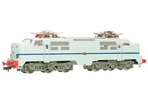 Gelijkstroom elektrische locomotieven