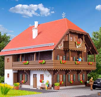 Kibri Alpen of Oostenrijkse huizen kopen?