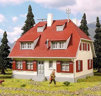Kibri bouwpakketten van huizen kopen?