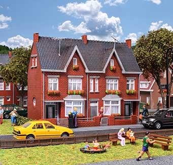 Kibri Nederlandse huizen en gebouwen kopen?