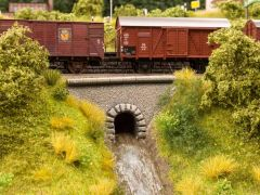 Noch 58296 H0 2 Water doorlaat tunnel