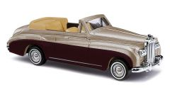 Busch 44450 H0 Bentley Series III convertible goud/metallic