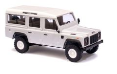 Busch 50300 H0 Land Rover Defender wit
