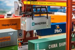 Faller 180820 H0 20' Container MAERSK