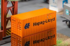 Faller 180826 H0 20' Container Hapag-Lloyd