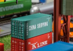 Faller 180828 H0 20' Container CHINA SHIPPING