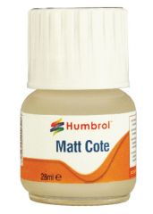 Humbrol HAC5601 Coating mat 28ml fles