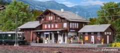 Kibri 39370 H0 station Oberried