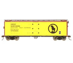 Model Power H0 Box Car 'Great Northern WFEX8058'
