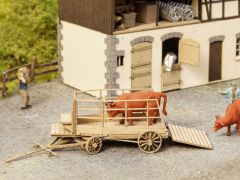Noch 14245 H0 Veewagen transport, laser-cut