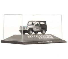 "Herpa 045032 H0 SUV van de ""Art collection"""