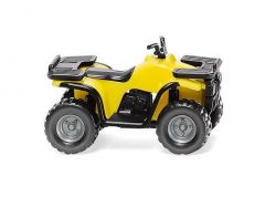 Wiking 002304 H0 Gele quad