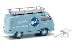Wiking 028902 H0 Ford FK 1000 bestelbus 'Milch'