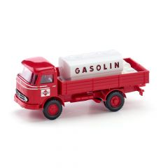 Wiking 043804 H0 Mercedes-Benz LP 321 met tank 'Gasolin'
