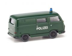 Wiking 086423 H0 Ford FK 1000 politiebus